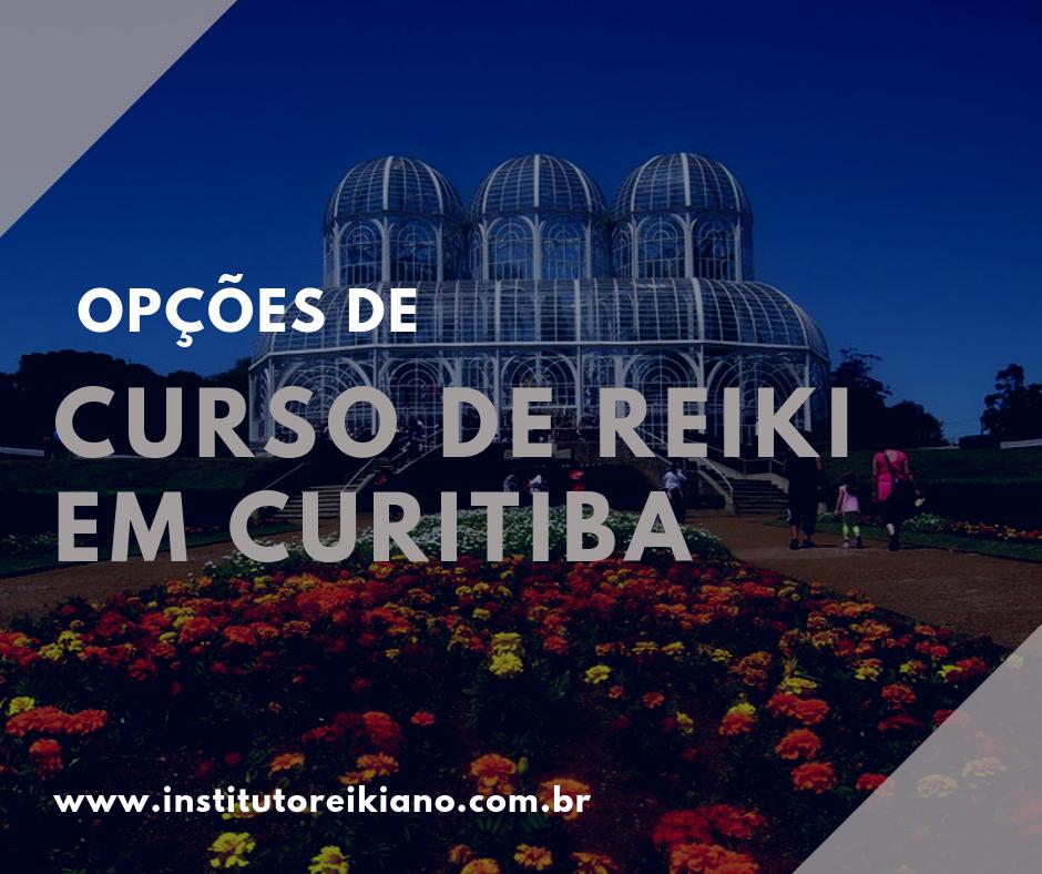 curso de reiki em Curitiba