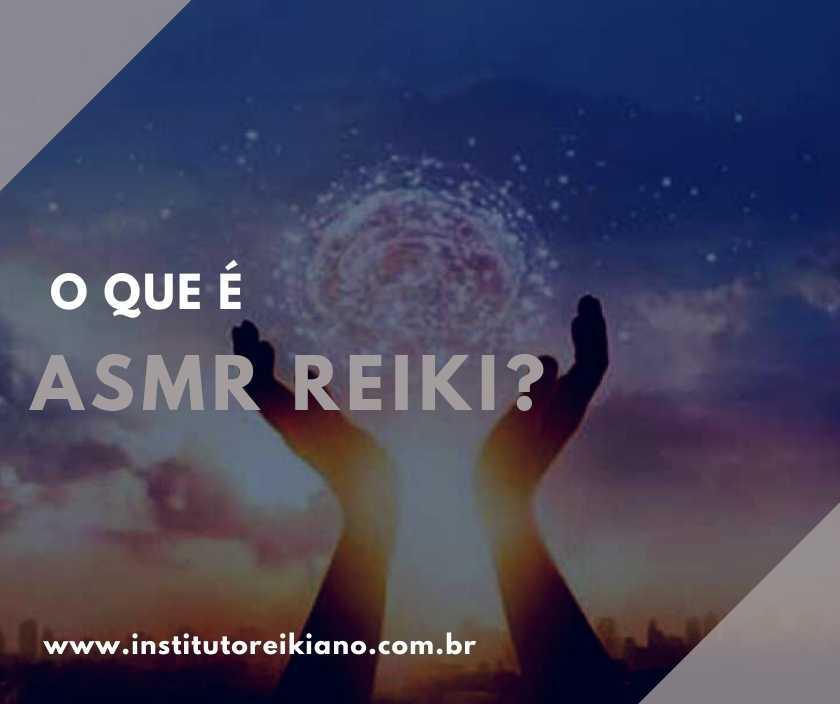 ASMR Reiki