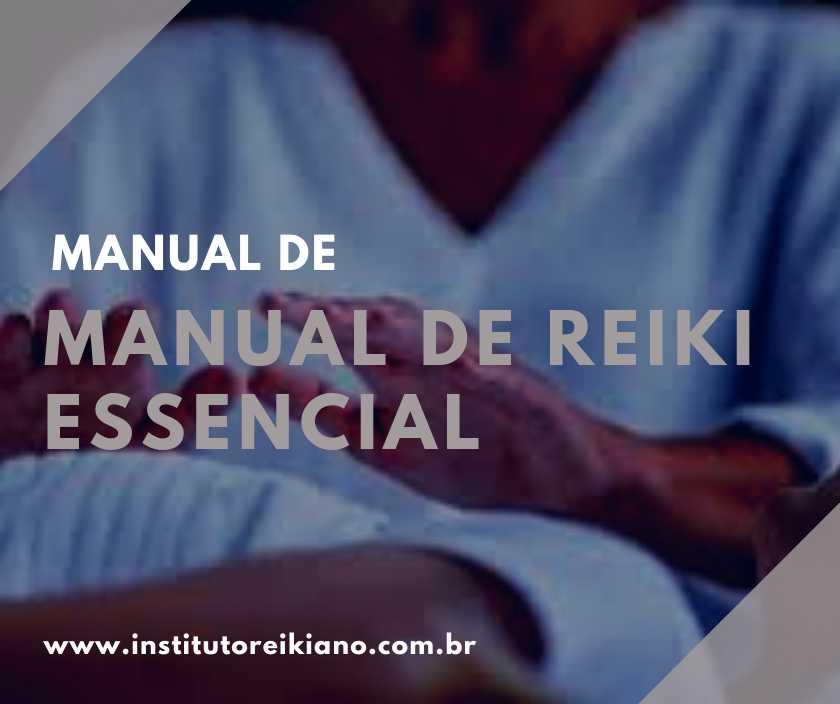 livro reiki essencial, resumo da obra