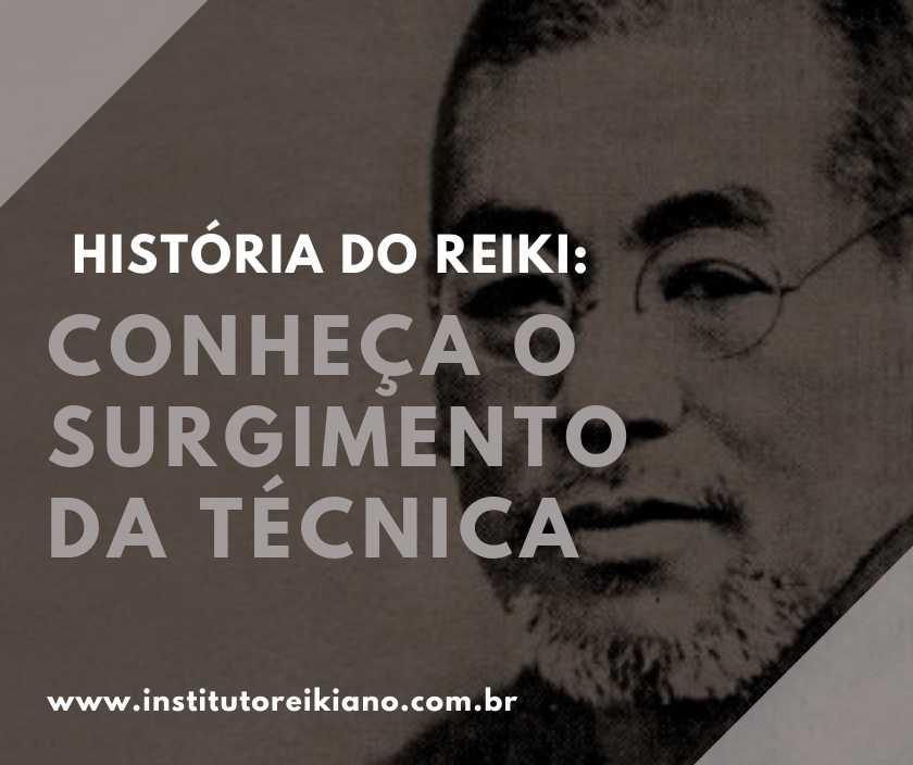 história do reiki