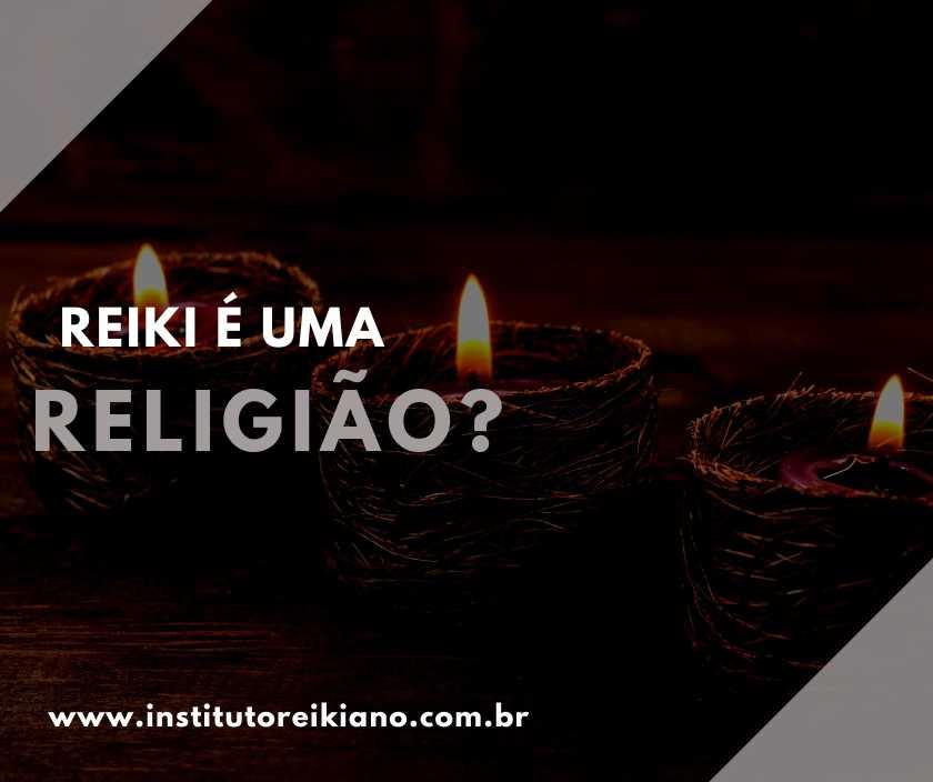 reiki é uma religião