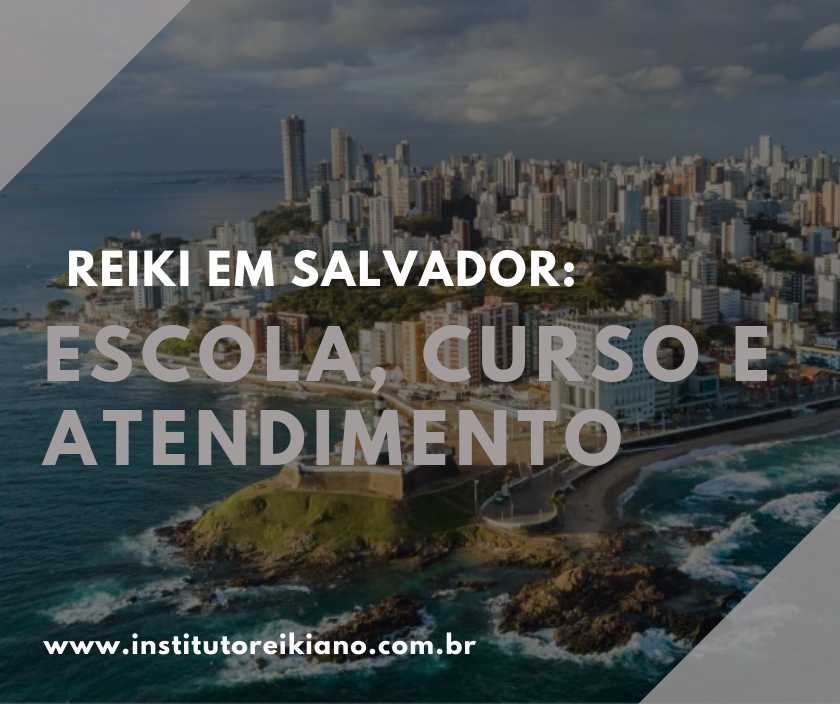 reiki em Salvador
