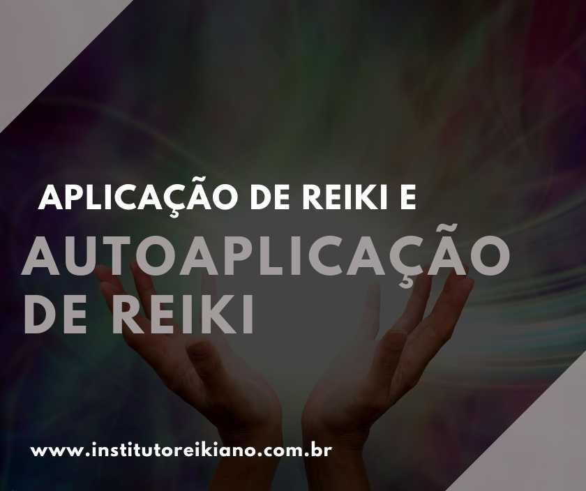 Aplicação de reiki