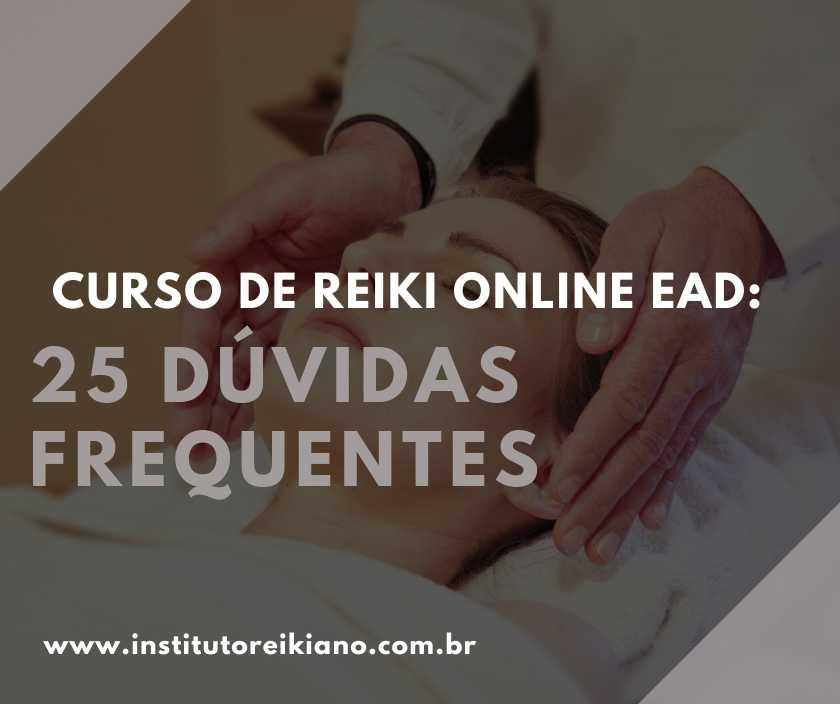 curso de reiki online
