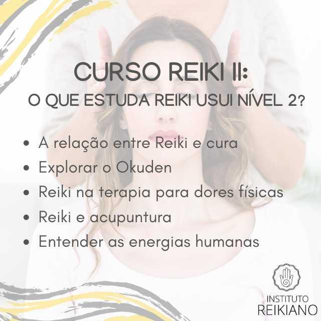 reiki nível II, curso de reiki usui nível 2