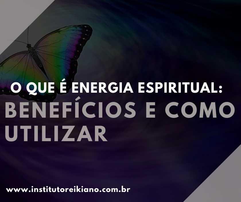 energia espiritual no reiki